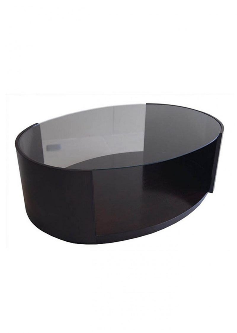 House Haven Coffee Tables 0004 Open Oval Coffee Table