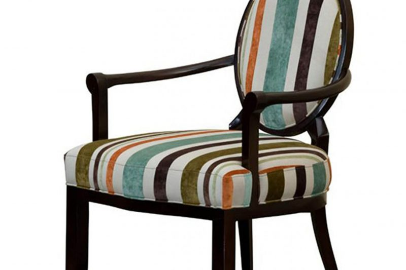 House Haven Dining Chairs 0015 Crossback Lounger