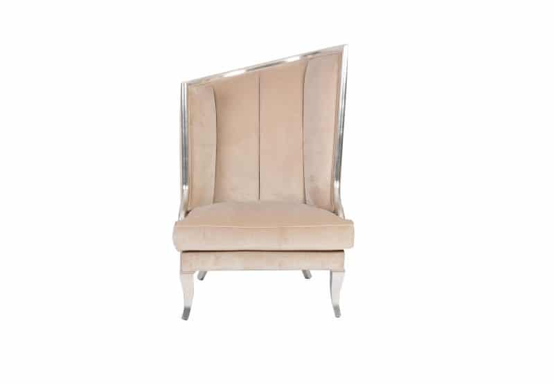 Romeo Half Moon Chair