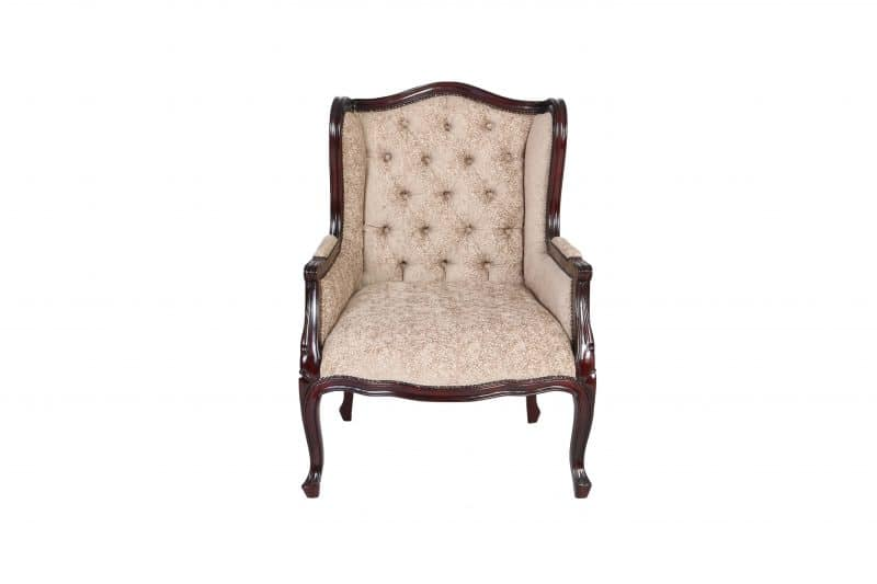 Palermo Buttoned Occasional Chair