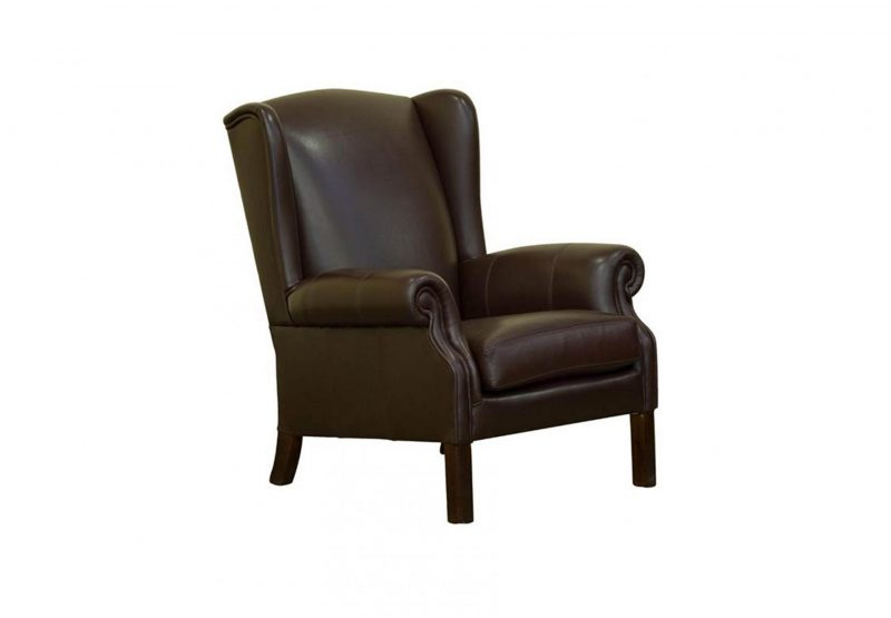 Classic Wingback Office Chair
